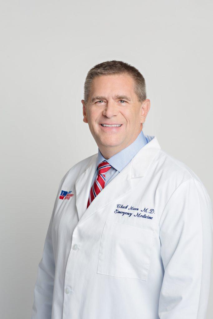 Dr. Charles Mason